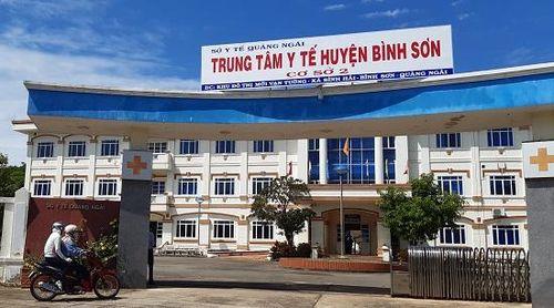 Quảng Ngãi lập bệnh viện dã chiến tại khu kinh tế Dung Quất