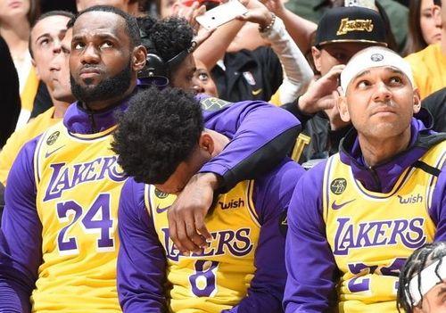 Cầu thủ Lakers khóc khi tưởng nhớ huyền thoại Kobe Bryant