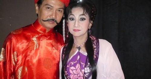 NSƯT Thanh Thanh Tâm thương tiếc tiễn biệt NSƯT Chiêu Hùng