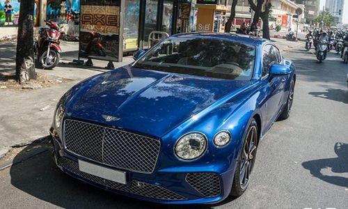 'Soi' Bentley Continental GT First Edition hơn 20 tỷ ở Sài Gòn