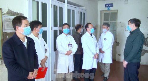 Xuất hiện thêm người nghi nhiễm, Nam Định thành lập 24 đội phản ứng nhanh