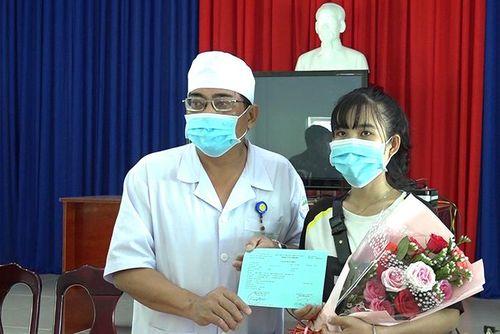 Nữ bệnh nhân dương tính nCoV ở Khánh Hòa đã hoàn toàn khỏe mạnh và xuất viện