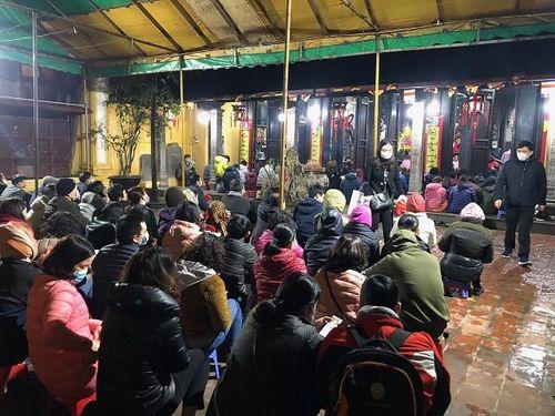 Tại chùa Phúc Khánh: Có dấu hiệu biến tướng lễ cầu an