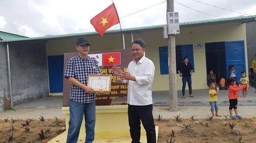 Khánh thành Làng hữu nghị Việt - Hàn tại Phú Yên
