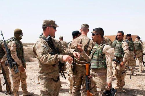 Mỹ - Iraq thảo luận việc rút binh sĩ nước ngoài
