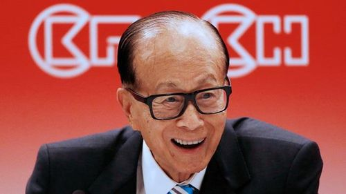 Tỷ phú Lý Gia Thành mất ngôi giàu nhất Hong Kong sau 12 năm 'độc chiếm'