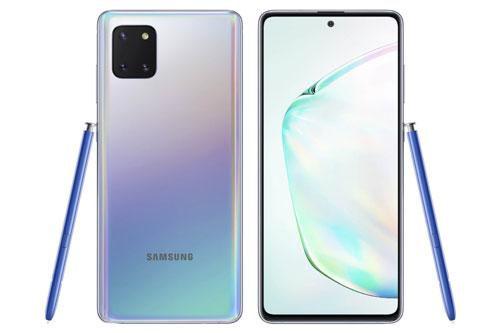 Samsung Galaxy Note 10 Lite giảm giá sốc tại Việt Nam
