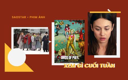 Cuối tuần xem gì: Cuộc đối đầu của Hà Lệ Quyên (Harley Quinn) và Hoàng Quyên (Ms.Q)!