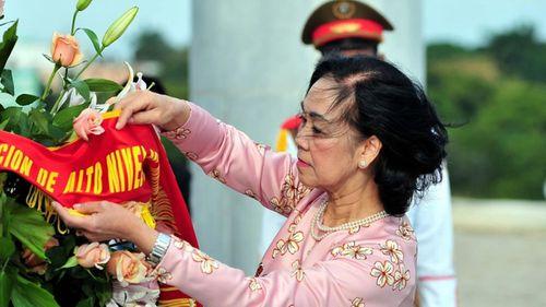 Việt Nam-Cuba luôn kề vai sát cánh đưa quan hệ hai nước thành biểu tượng của thời đại
