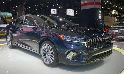Kia K7 2020 facelift mơ cạnh tranh Toyota Avalon tại Mỹ