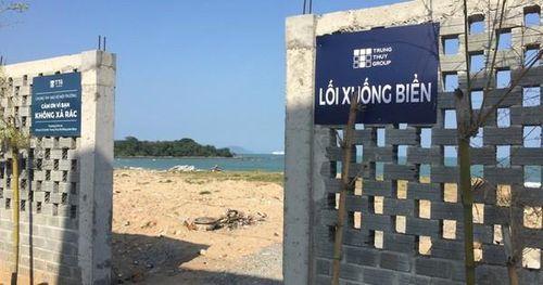 Dự án Khu du lịch sinh thái Nam Ô: Bảo tồn các công trình tâm linh, triển khai đề án du lịch cộng đồng và có 5 lối xuống biển
