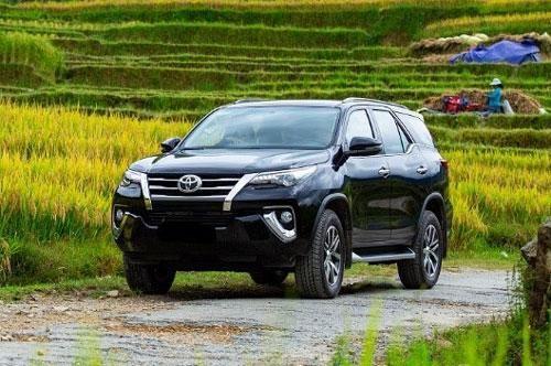 Bảng giá xe Toyota tháng 2/2020: Giảm giá mạnh, cao nhất 85 triệu đồng