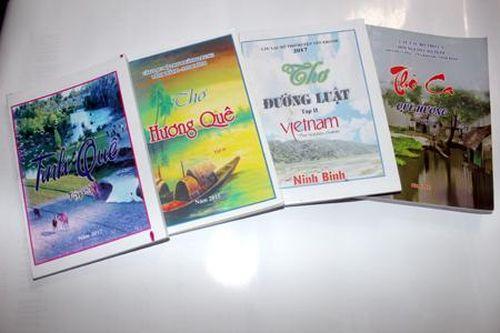 Câu lạc bộ thơ Việt Nam tỉnh Ninh Bình: Nơi chắp cánh cho phong trào thơ ca phát triển