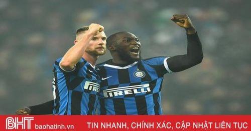 Ngược dòng khó tin, Inter giành chiến thắng trong trận derby Milano