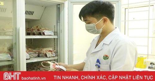 BVĐK Hà Tĩnh: Nguy cơ thiếu máu cấp cứu cho bệnh nhân