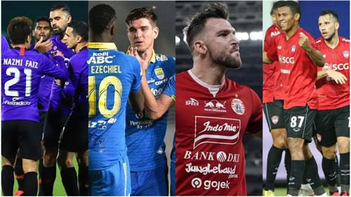 Việt Nam vắng bóng trong 10 CLB Đông Nam Á có lượng người theo dõi nhiều nhất năm 2019