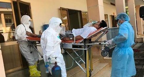 Bệnh viện dã chiến tại TPHCM đã sẵn sàng phòng chống virus Corona