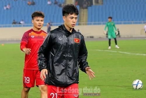 Thầy Park 'xốc' lại đội hình cho tuyển quốc gia tại Vòng loại World Cup 2022