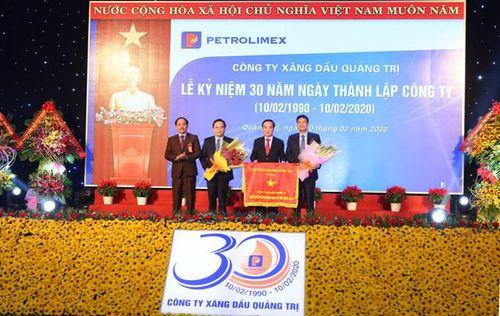 Petrolimex Quảng Trị long trọng kỷ niệm 30 năm ngày thành lập
