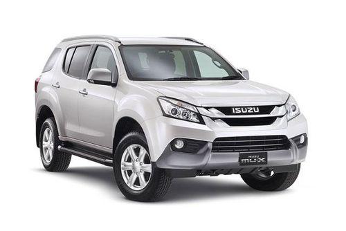 Bảng giá xe Isuzu mới nhất tháng 2/2020: Isuzu mu-X Limited 2019 giá chỉ 990 triệu đồng