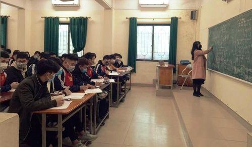 Sinh viên trường Đại học Sư phạm Hà Nội 2 được nghỉ học đến hết tháng 2