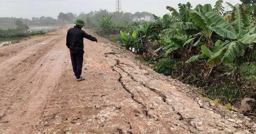 Huyện Triệu Sơn, Thanh Hóa: Dự án cấp thiết, làm kiểu... 'rùa bò'