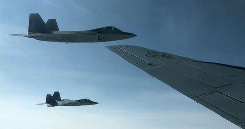Nga phản ứng mạnh hoạt động không quân Mỹ tại Na Uy