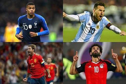 Messi, Salah, Mbappe và những ngôi sao có thể dự Olympic 2020