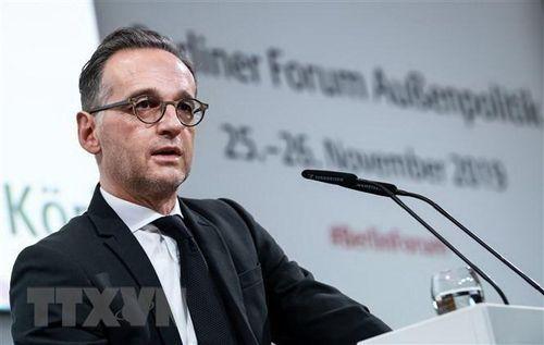 Đức kêu gọi xây dựng liên minh an ninh-quốc phòng châu Âu