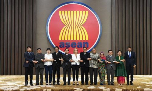 Việt Nam tham dự cuộc họp lần thứ 11 Ủy ban hợp tác chung ASEAN-Hoa Kỳ