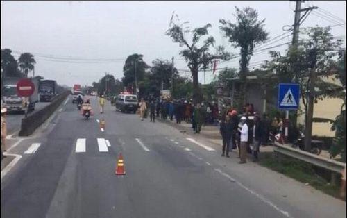 Truy tìm tài xế ô tô khiến 2 cô giáo mầm non tử vong