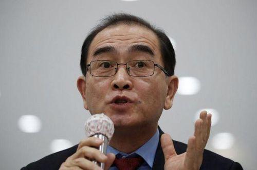Cựu quan chức ly khai Triều Tiên sẽ tham gia các cuộc bầu cử Quốc hội Hàn Quốc