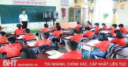Nghịch lý thừa biên chế, thiếu giáo viên tiểu học ở Nghi Xuân