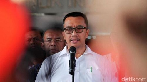 Cựu Bộ trưởng Thể thao Indonesia bị truy tố về tội nhận hối lộ