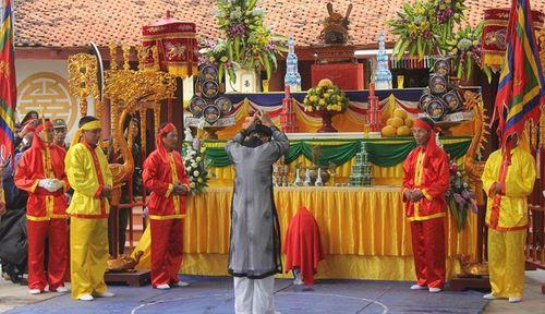 Lễ hội Minh thề và lời thề không tham nhũng