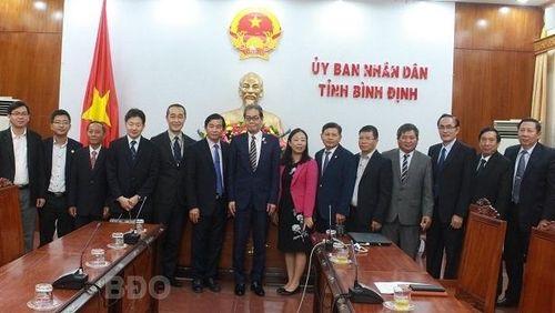 Giao lưu học sinh trung học cơ sở giữa 2 địa phương của Việt Nam và Nhật Bản
