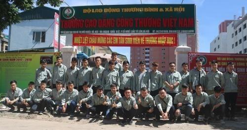 Trường Cao đẳng Công thương Việt Nam: Tạo điều kiện tốt nhất để sinh viên vững tâm nhập học năm học 2020-2021