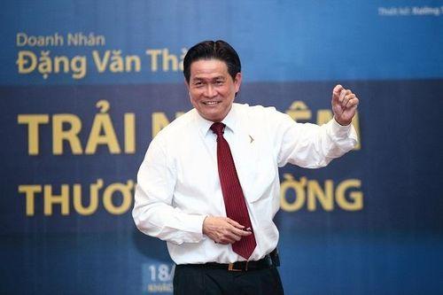 Đại gia Đặng Văn Thành: Con đường thành 'vua' mía đường và 'ông trùm' giới ngân hàng