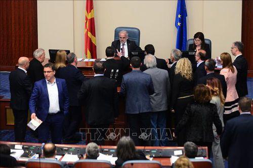 Bắc Macedonia giải tán Quốc hội