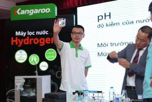 Hydrogen Lux – bước đột phá về công nghệ lọc nước