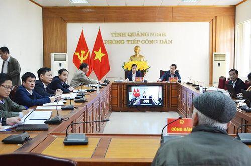 UBND tỉnh tiếp công dân định kỳ