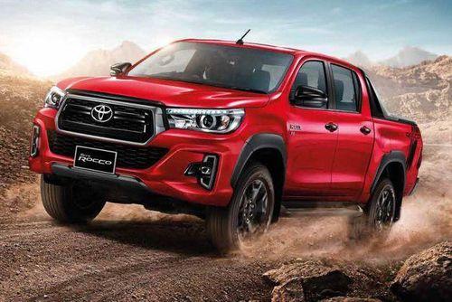 Toyota Việt Nam triệu hồi xe Hilux do bị lỗi ở ống nhiên liệu