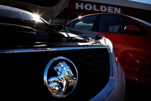 GM 'khai tử' thương hiệu xe ôtô Holden