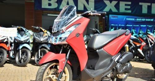 'Soi' mẫu Yamaha Lexi - 'luồng gió' mới trong phân khúc xe ga cỡ lớn tại Việt Nam