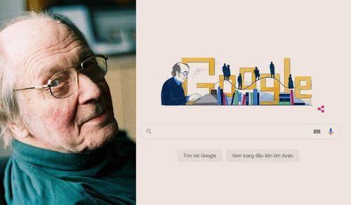 Google doodle vinh danh Jaan Kross