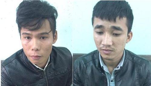 Hai thanh niên chuyên cướp giật của du khách nước ngoài sa lưới