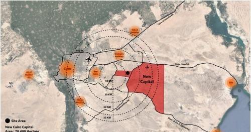 Điều kỳ lạ từ dự án xây dựng thành phố thông minh trên sa mạc