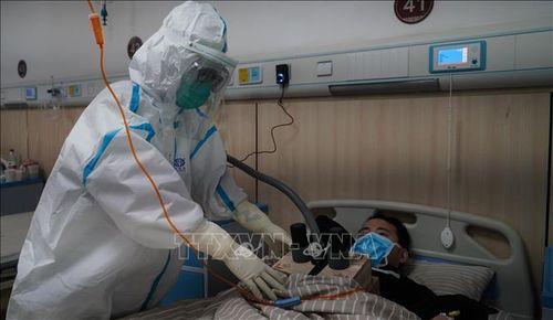 Trung Quốc: 74.185 ca nhiễm, 2.004 ca tử vong do dịch COVID-19
