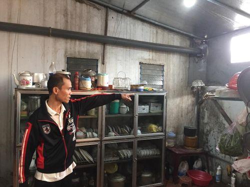 Người dân sống trong cảnh bất an khi nhà bị lún nứt