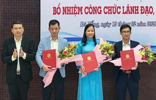 Nhân sự, lãnh đạo mới tại Nam Định, Hà Tĩnh, Đà Nẵng